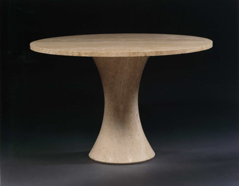 Henry Moore table at Carlton Hobbs