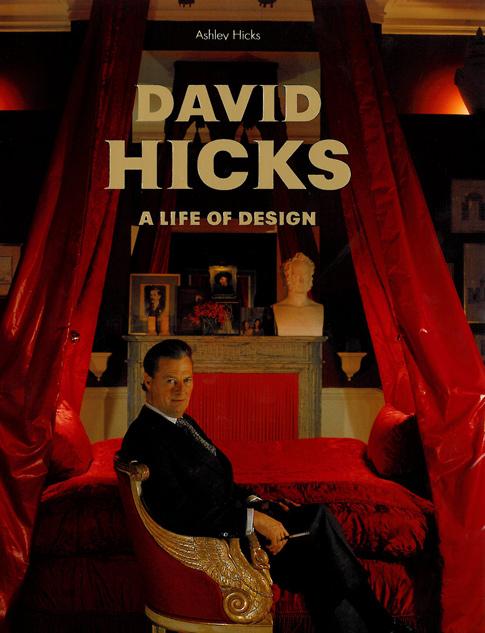 Ashley Hicks' new book on his father David Hicks.
