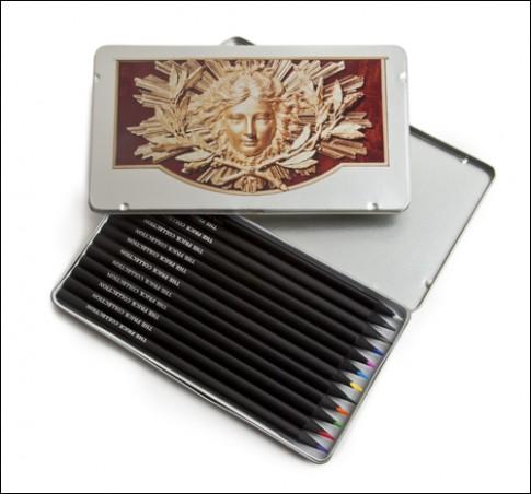 Frick - Antoinette pencil set.