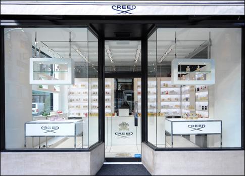 Creed, Madison Avenue.