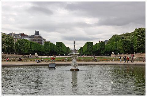 Luxembourg Garden.