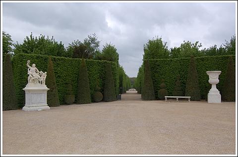 Gardens at Versailles.