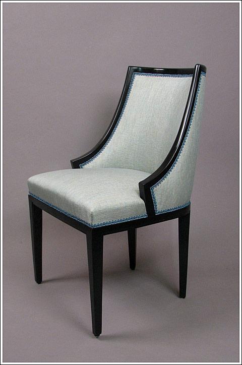 Victoria tub side chair.