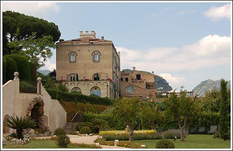 Villa Cimbrone.