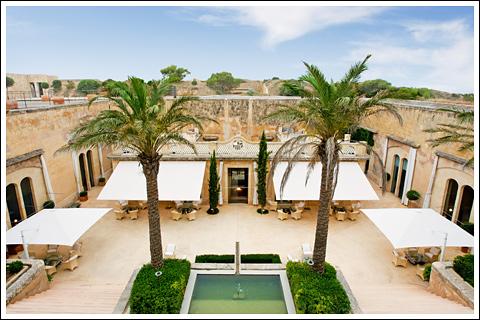 Hotel Cap Rocat - photo © Cap Rocat