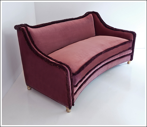 The Jayne Sofa at Liz O'Brien