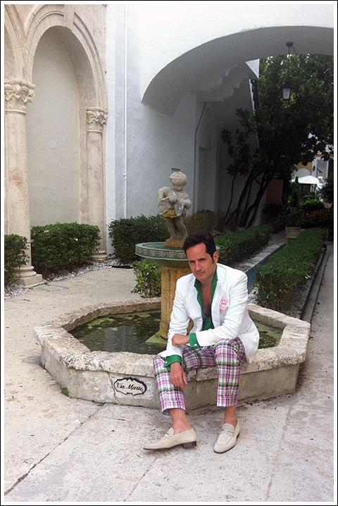 James Andrew, Palm Beach.