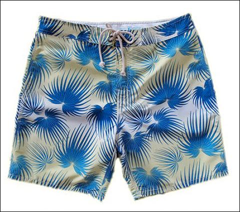 Strong Boalt swim trunks.