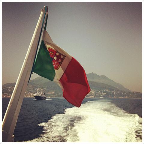 So long Ischia - Hello Roma
