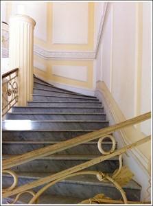 Grand Staircase - Villa Lysis