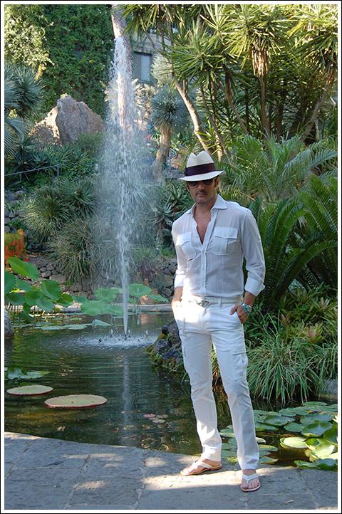 James Andrew, La Mortella Gardens - photo Scott McBee