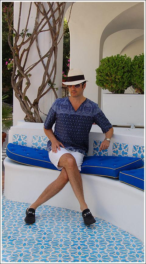James Andrew, Capri — photo Scott McBee