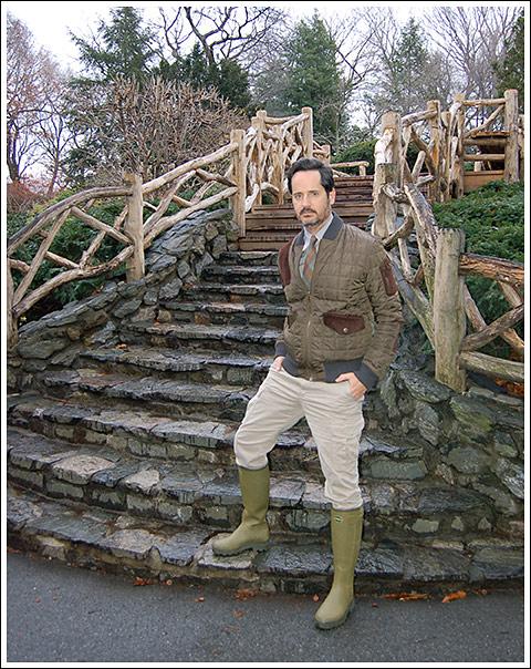 James Andrew - Manhattan meets the Adirondacks