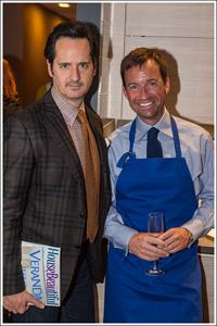 With Chef Alex Hitz