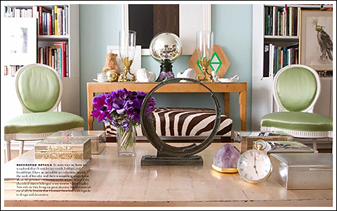 James Andrew Designers at Home, Personal Reflections on Stylish Living by Ronda Rice Carman