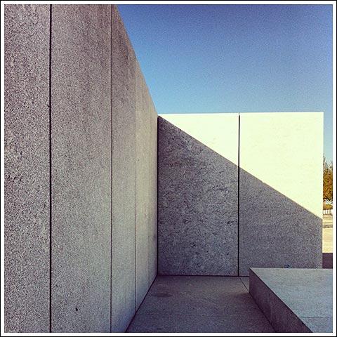 Architect Louis Kahn - F.D.R.Four Freedoms Park