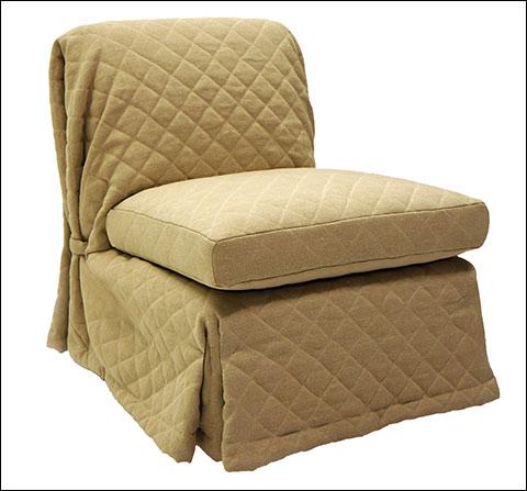 Slipper Chair at Donghia