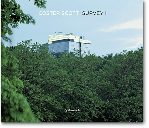 Coster Scott: Survey I New Book Release