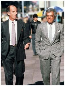 Angelo Donghia and Ralph Lauren