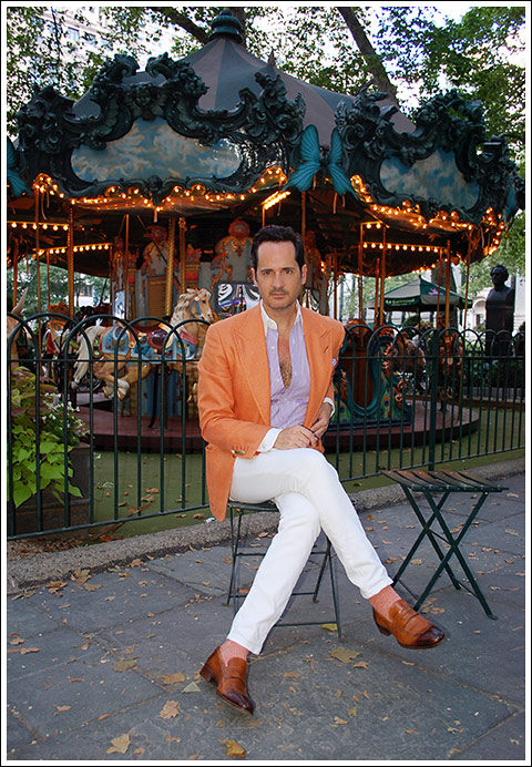 James Andrew Le Carrousel in Bryant Park