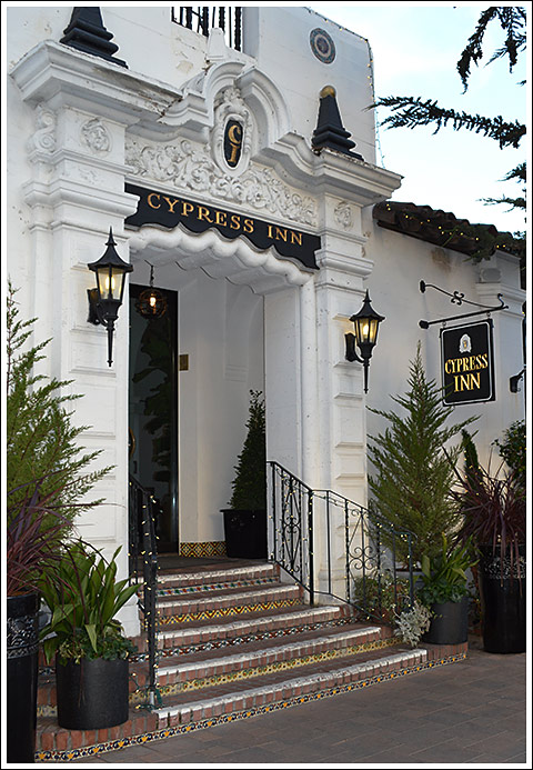 The Cypress Inn, Carmel
