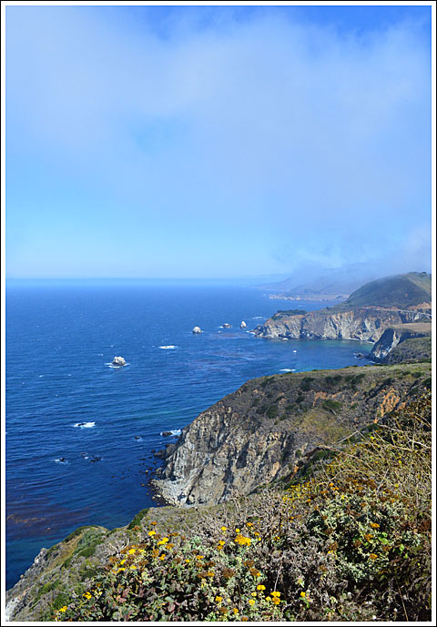 Our drive through Big Sur