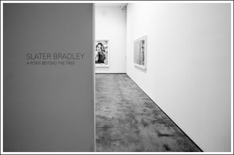 At the Sean Kelly gallery - photo Matt Dean
