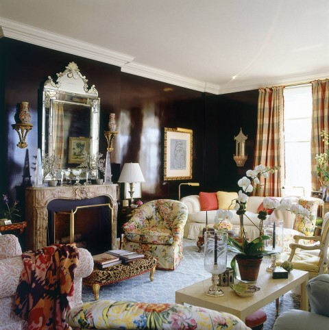 Buatta design: Hilary and Wilbur Ross' former Pied-a-Terre