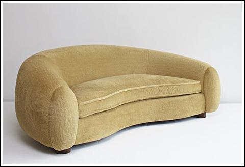 Jean Royere sofa