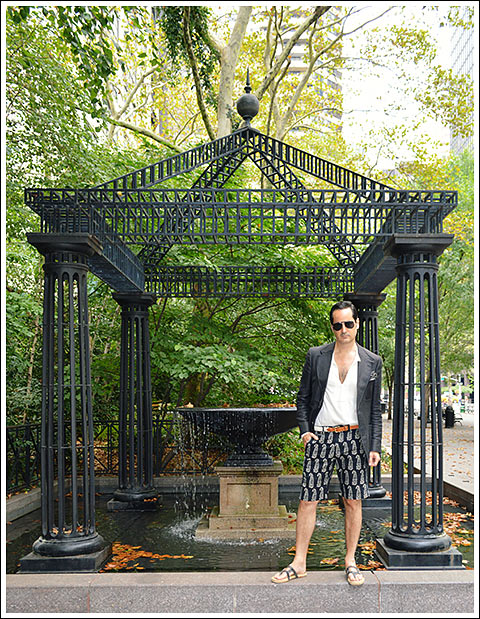 James Andrew - Katherine Hepburn Garden