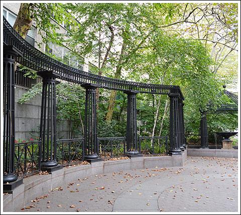 Katherine Hepburn Garden