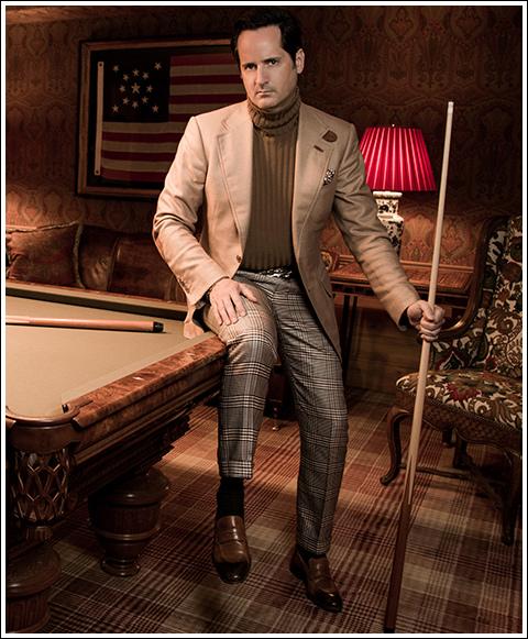 James Andrew interior - photo Matt Dean