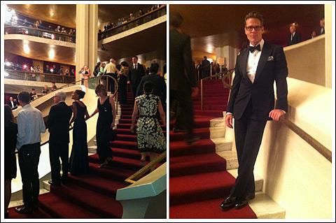 Scott McBee at the Met