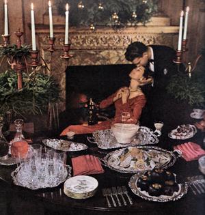 House & Garden December 1948