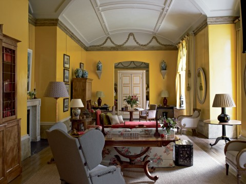 The Yellow Room, Nancy Lancaster