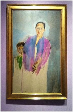 Helena Rubenstein and son