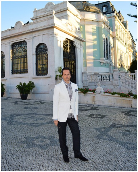 James Andrew, Pestana Palace Lisbon