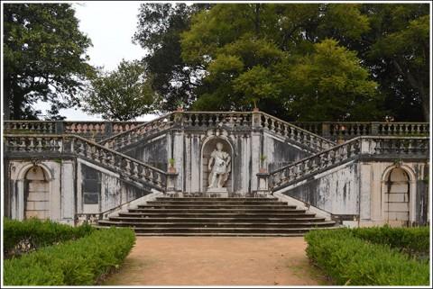 Jardim Botanica da Ajuda