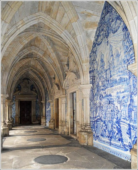 The Cloisters at Se cathedral, Porto