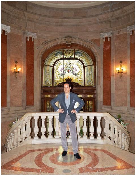 James Andrew – Pestana Palace Hotel