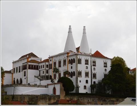 Palacio Nacional de Sintra