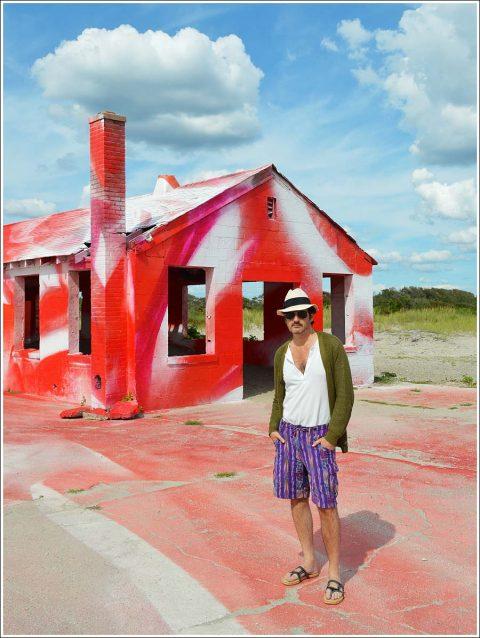 James Andrew, Fort Tilden Beach.