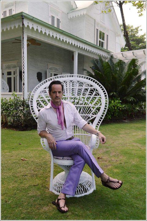 Celerie Kemble's home at Playa Grande Beach Club