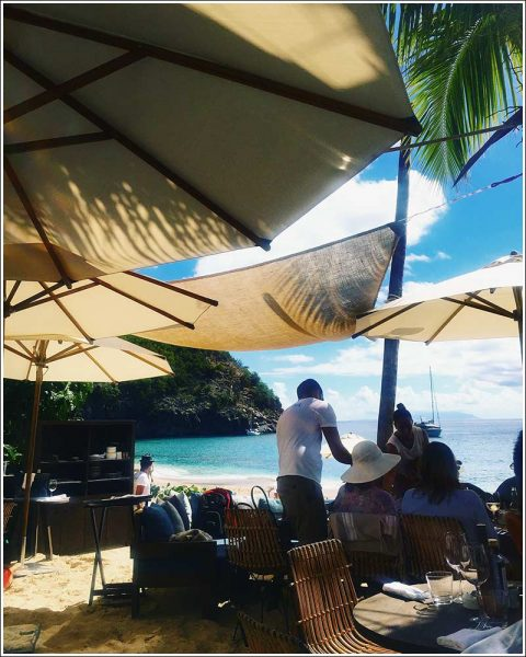 Shellona Beach Club-, St Barths