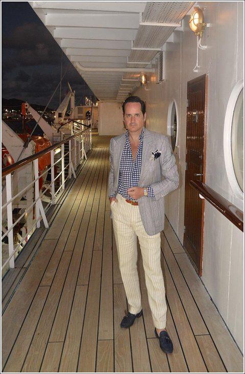 James Andrew aboard Windsurf