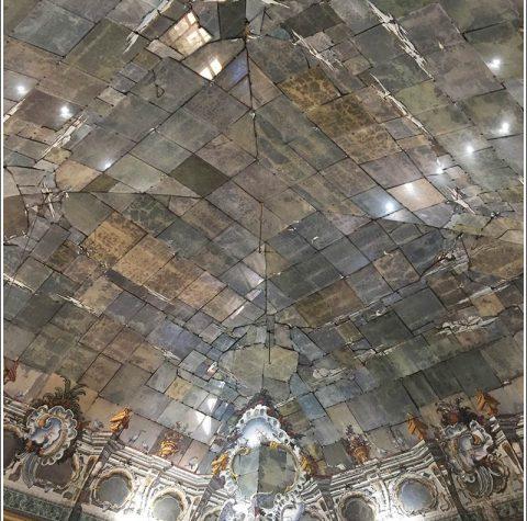 Ceiling detail - Villa Gravina di Palagonia