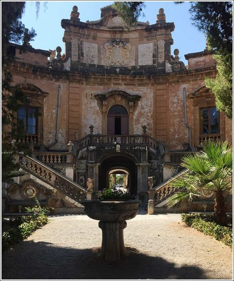Villa Gravina di Palagonia