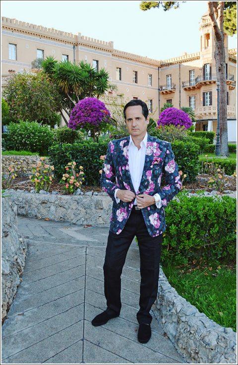 james Andrew Grand Hotel Villa Igiea
