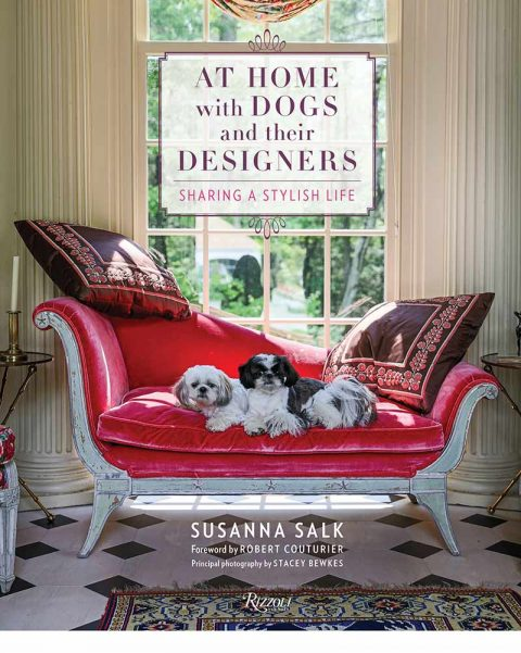 Ar Home with Dogs and Their Designers