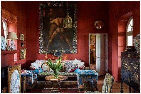 Haute Bohemians. Christopher Gibbs, Tangier